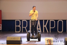 Segway VLD на BREAKPOINT 2015 фото 1