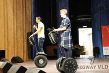 Segway VLD на BREAKPOINT 2015 фото 5