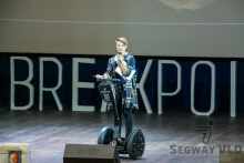 Segway VLD на BREAKPOINT 2015 фото 7