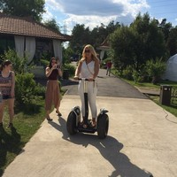 """АТОН"" 25 лет в Soho Country Club с Segway VLD"